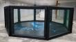 Octagon MMA Cage 6m