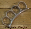 Small Silver Knuckle