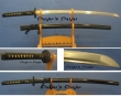 Traditional  Black Katana