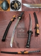 Black Dragon Rattan Katana