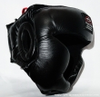 Boxing Head Guard Black